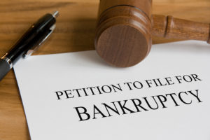 Mistakes When Filing Bankruptcy
