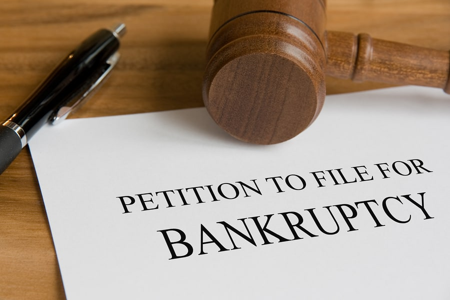 Surrendering property in bankruptcy